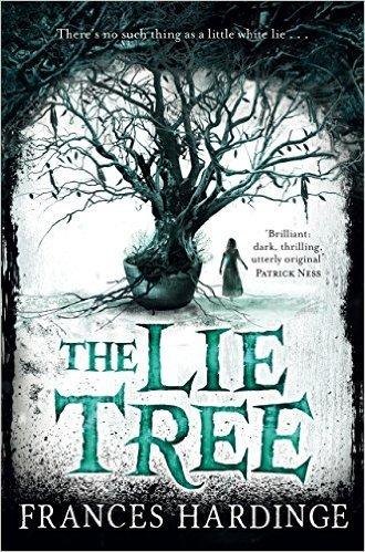 Frances Hardinge con The Lie Tree