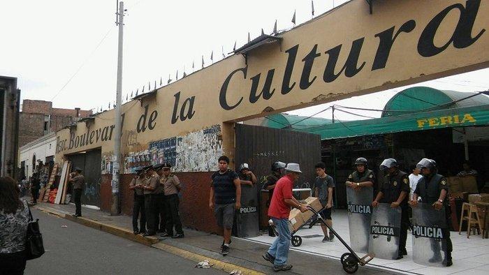 Boulevard de la Cultura