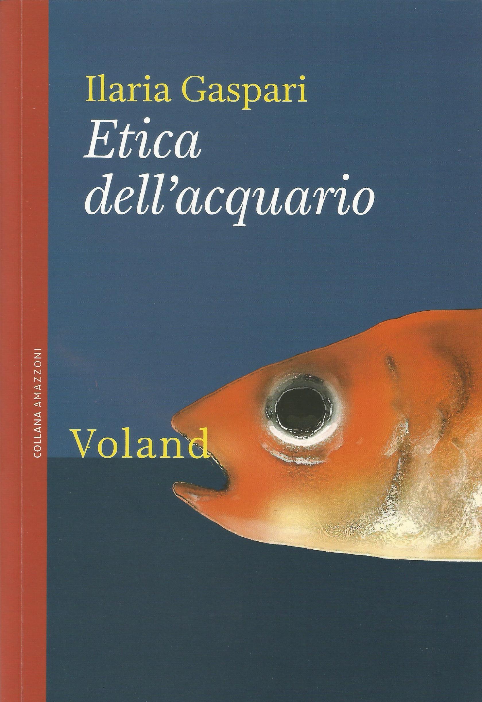 L'età dell'acquario, Ilaria Gaspari, Voland