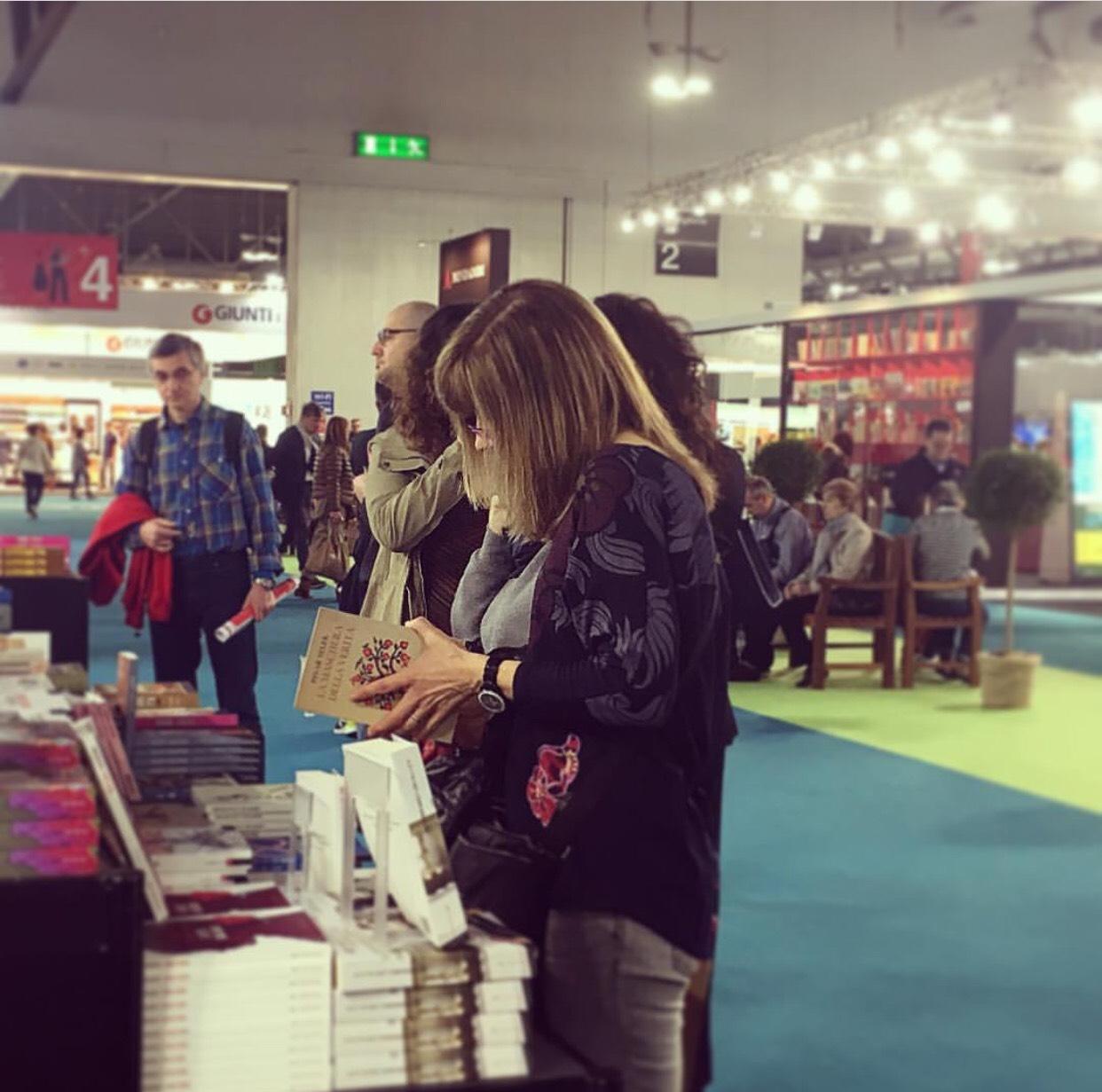 Tempo di libri di Milano, foto stand